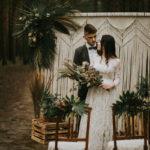 Dekoracje ślubne, makramy - Filuteria