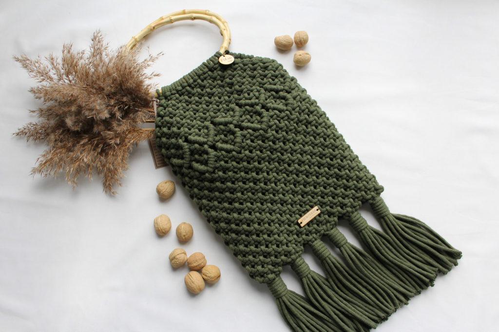 Annabel torba pleciona - Filuteria